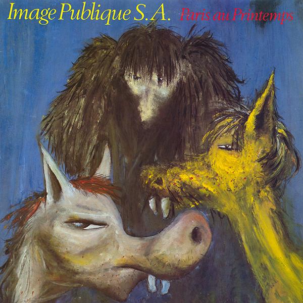 Image Publique S.A. - Paris Au Printemps = Paris In The Spring (LP)