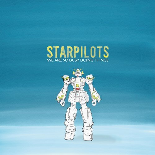 Starpilots - We Are So Busy Doing Things (LP)