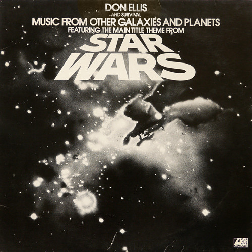 Don Ellis And Survival - Music From Other Galaxies And Planets (OST) (LP)