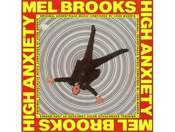 John Morris / Mel Brooks - High Anxiety (Mell Brooks Greatest Hits Featuring The Fabulous Film Scores Of John Morris) (OST) (LP)