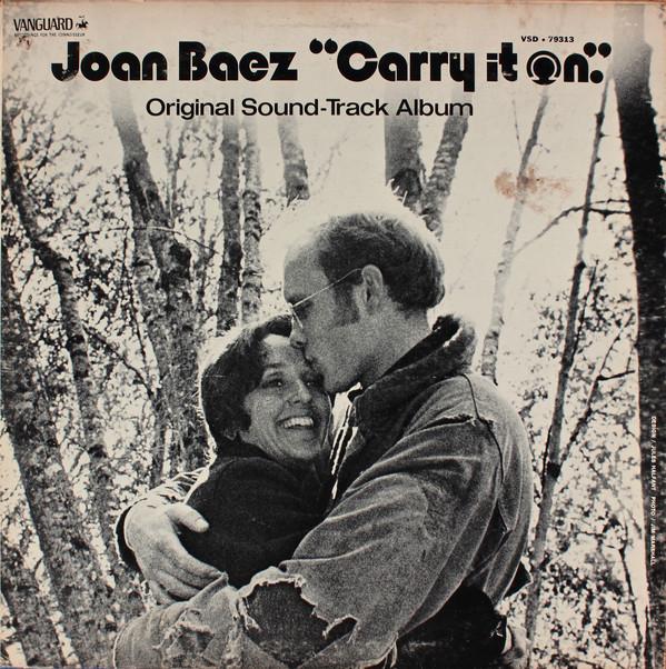 Joan Baez - Carry It On (LP)