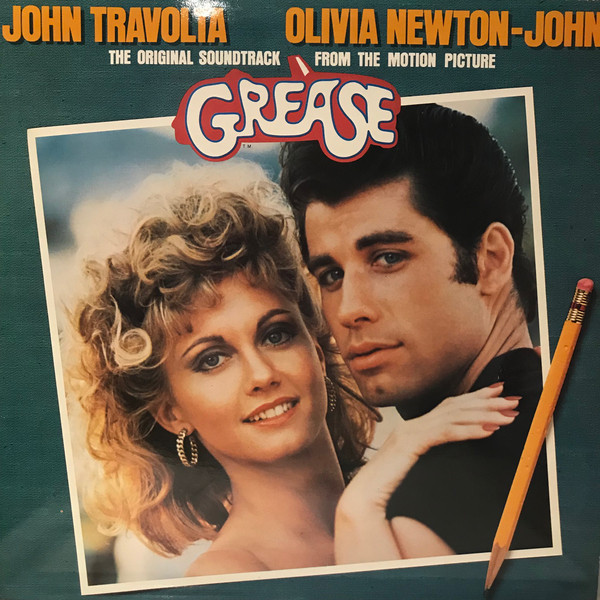 Various - Grease (OST) (2LP)