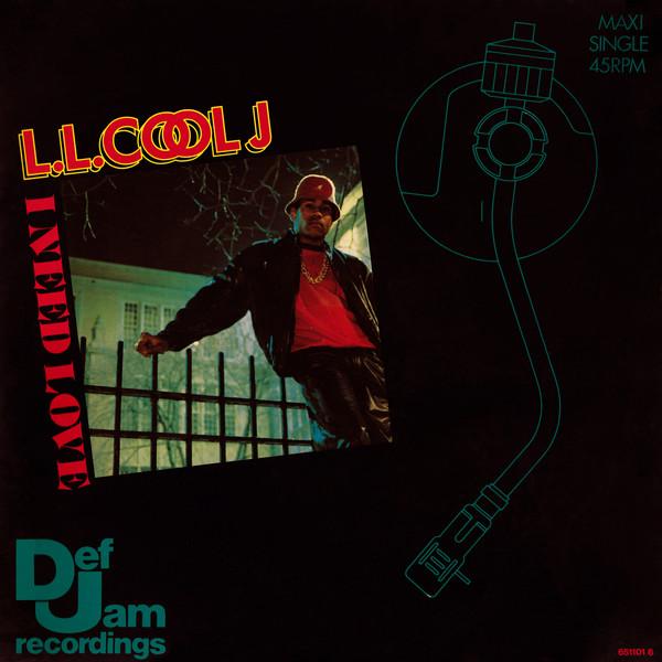 LL Cool J - I Need Love (12inch)