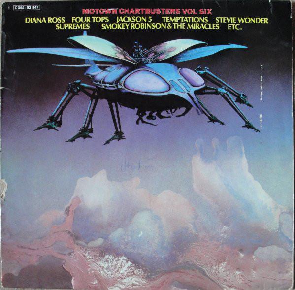 Various - Motown Chartbusters Vol. 6 (LP)