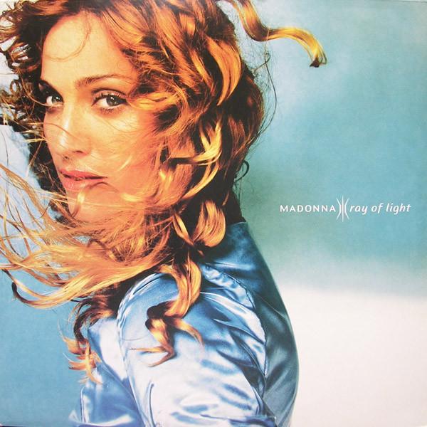 Madonna - Ray Of Light (2LP)