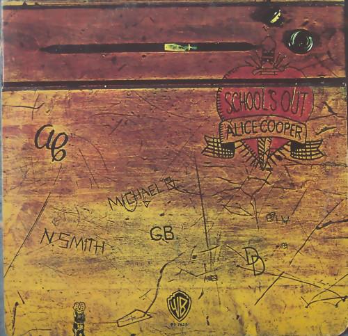 Alice Cooper - Schools Out (LP)