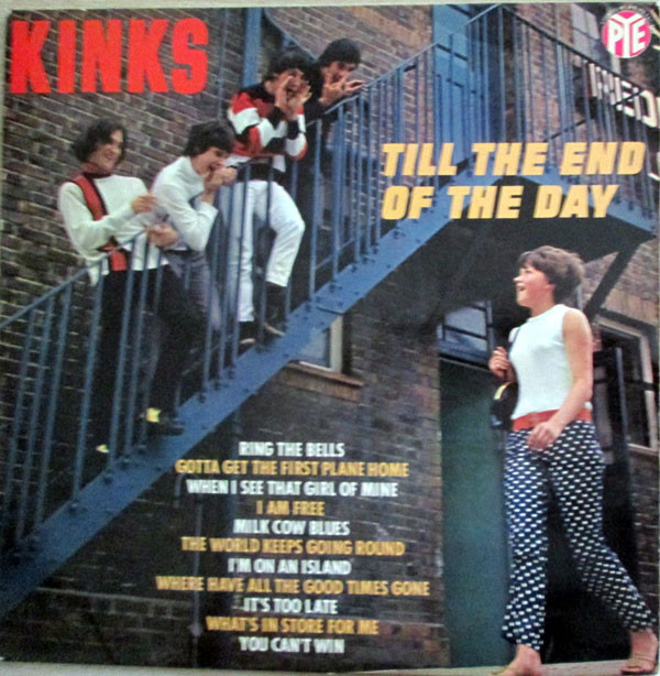 The Kinks - Till The End Of The Day (LP)