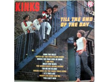 The Kinks ‎- Till The End Of The Day (LP)