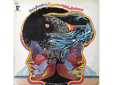 Jimi Hendrix / Little Richard - Together (LP)