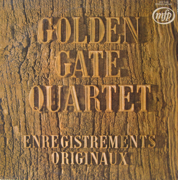 The Golden Gate Quartet - The Golden Gate Quartet (LP)