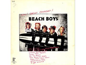 The Beach Boys - Wow! Great Concert! (LP)