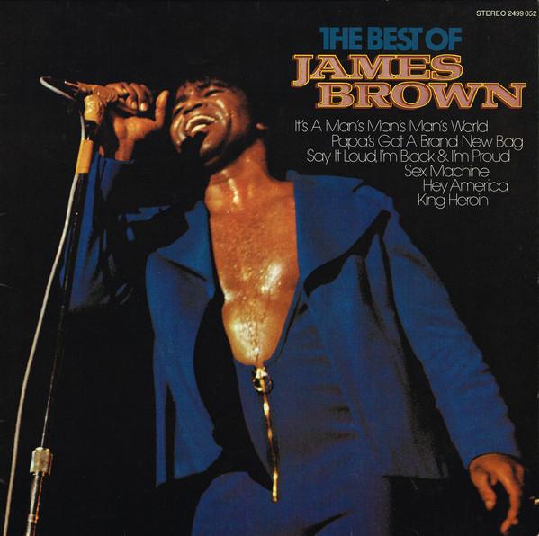 James Brown - The Best Of James Brown (LP)