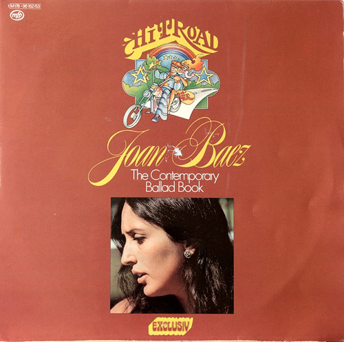 Joan Baez - The Contemporary Ballad Book (2LP)