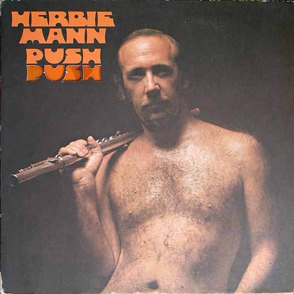 Herbie Mann - Push Push (LP)