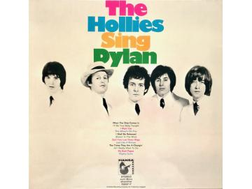 The Hollies - Hollies Sing Dylan (LP)