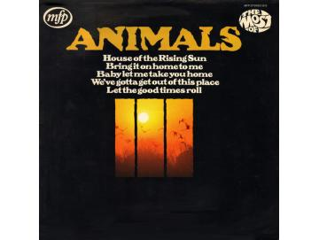 The Animals - The Most Of  (LP)