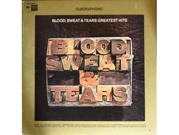 Blood, Sweat & Tears - Blood, Sweat & Tears Greatest Hits (LP)