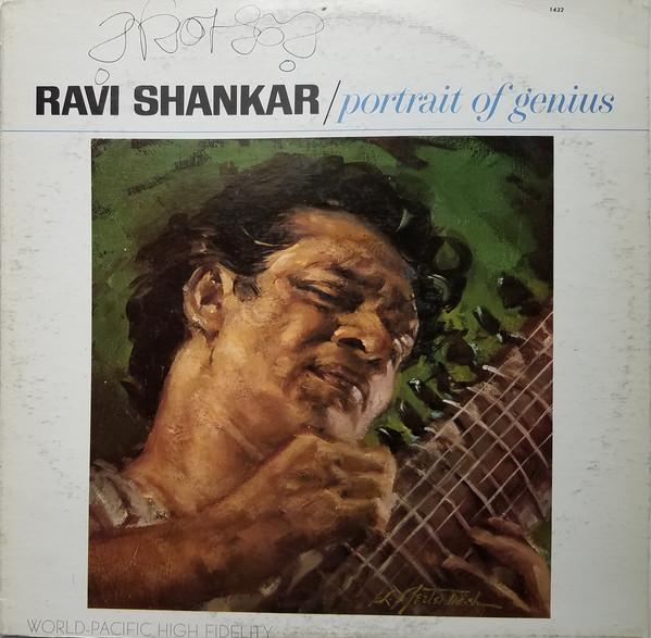 Ravi Shankar - Portrait Of Genius (LP)