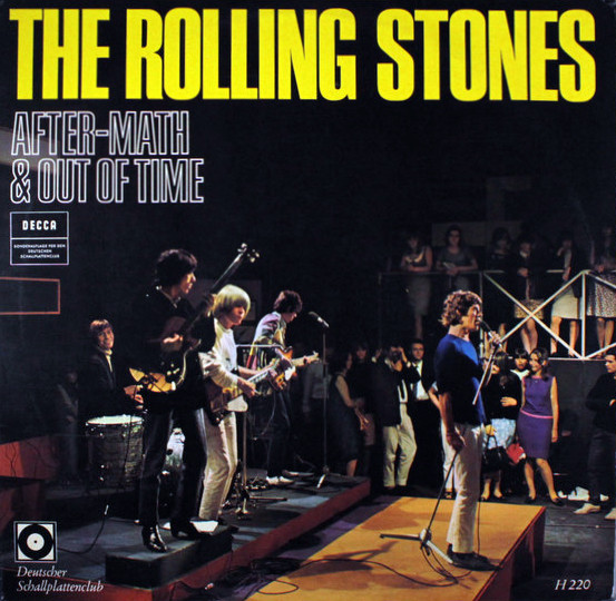 The Rolling Stones - After-Math & Out Of Time (LP)