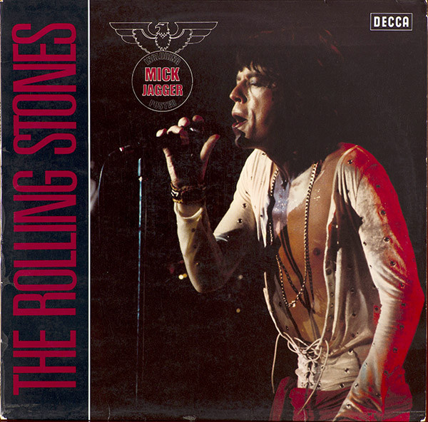 The Rolling Stones - The Rolling Stones (LP)
