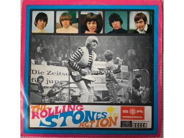 The Rolling Stones - The Rolling Stones In Action (LP)