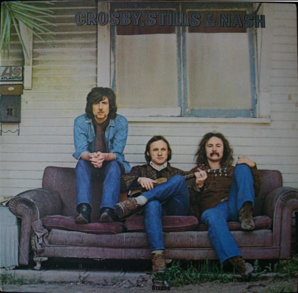 Crosby, Stills & Nash - Crosby, Stills & Nash (LP)