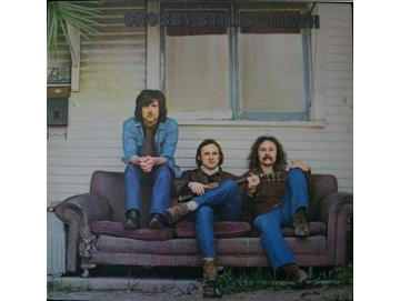 Crosby, Stills & Nash - Crosby, Stills & Nash (LP)
