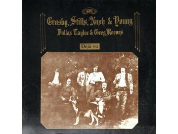 Crosby, Stills, Nash & Young - Déjà Vu (LP)
