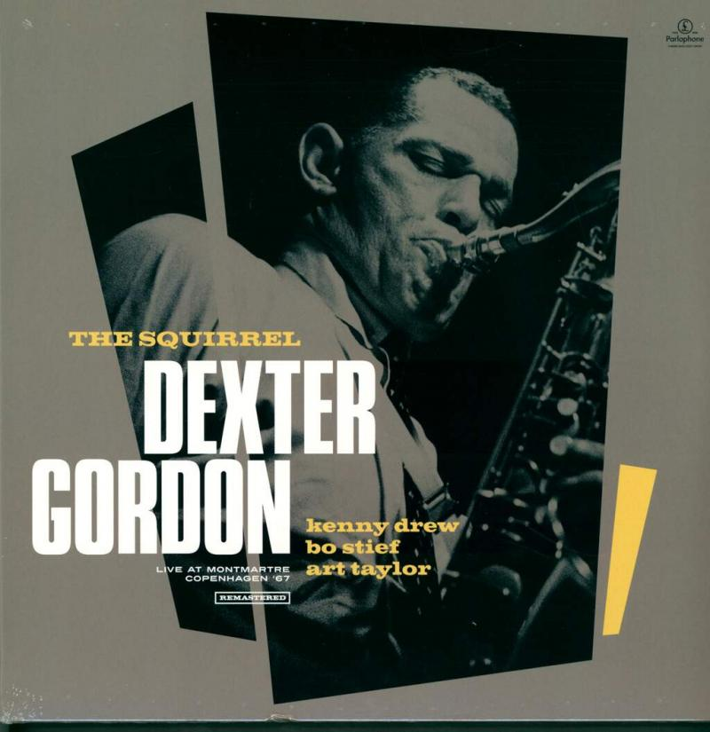 Dexter Gordon ‎- The Squirrel (Live At Montmartre Copenhagen ´67) (2LP)