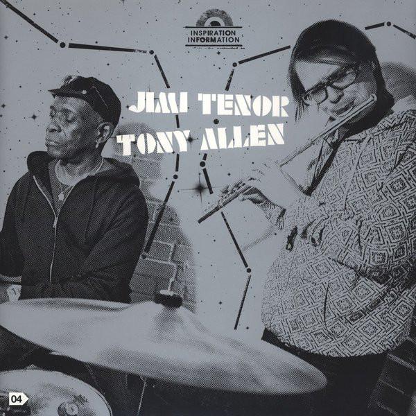 Jimi Tenor / Tony Allen - Inspiration Information (2LP)