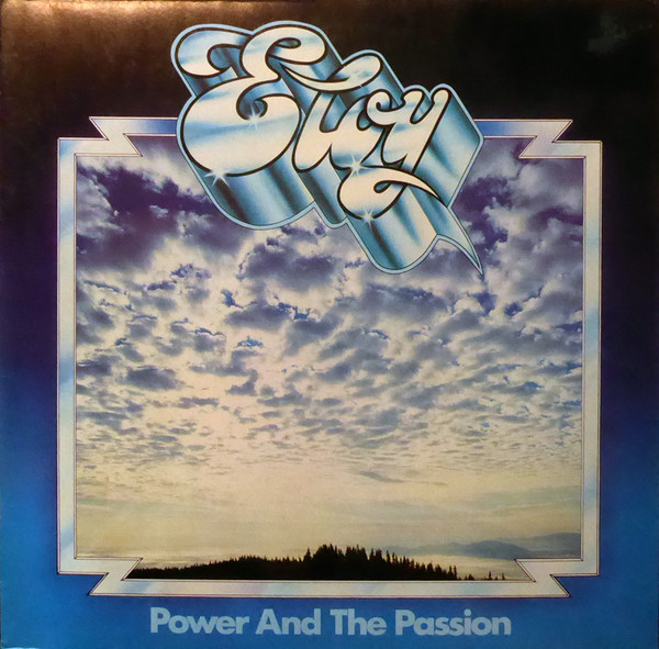 Eloy - Power And The Passion (LP)
