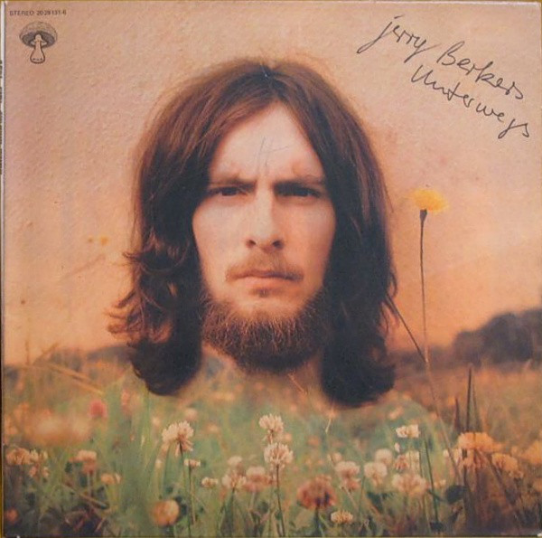 Jerry Berkers - Unterwegs (LP)