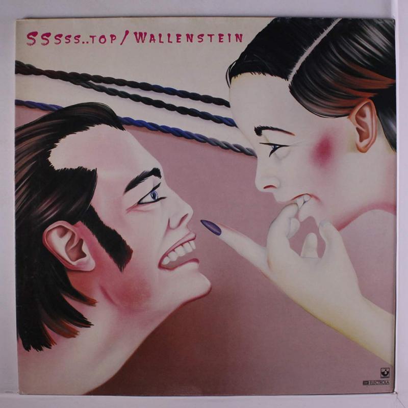 Wallenstein - SSSSS..Top (LP)